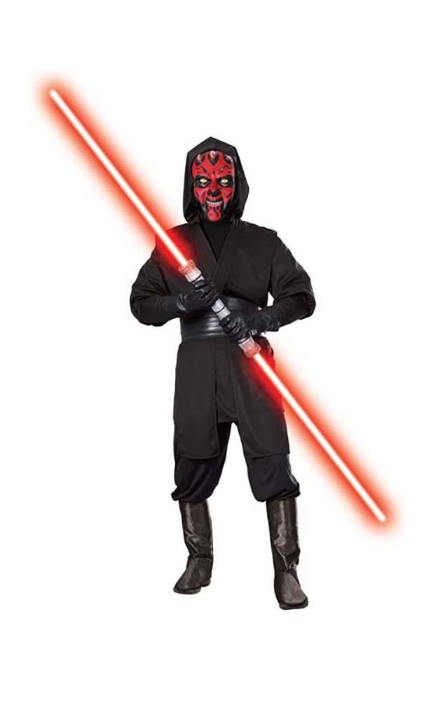 Darth maul adult costume