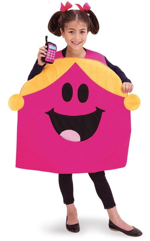 Little Miss Chatterbox Child Costume Costume Crazy