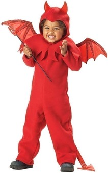 lil Devil Spitfire Toddler Costume
