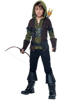 Robin Hood Medieval Child Costume