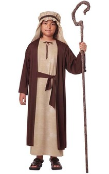 Joseph Nativity Christmas Child Costume