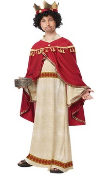 Melchior Of Persia Child Costume