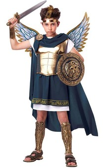 Archangel Gabriel Child Costume