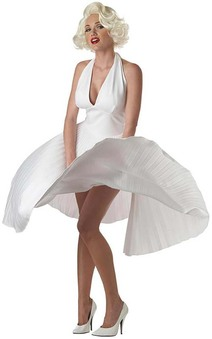 Deluxe Marilyn Monroe Adult Costume