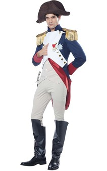 Napoleon French Emperor Adult Costume