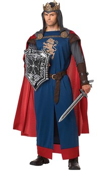 King Richard The Lionheart Adult Costume