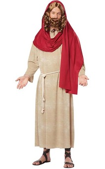Jesus Adult Moses Costume
