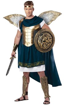 Archangel Gabriel Adult Greek Or Roman Costume