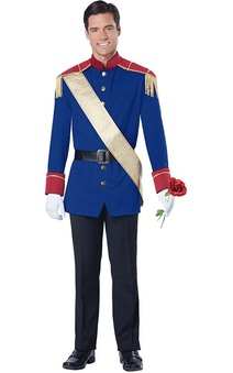 Storybook Prince Charming Adult Costume