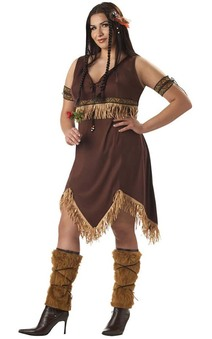 Indian Princess Sexy Adults Costume