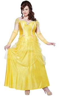 Classic Beauty Belle Adult Plus Size Costume