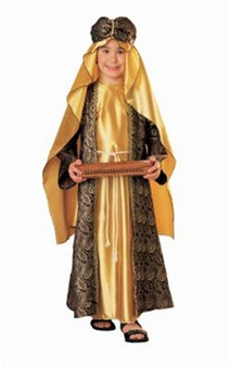 Melchoir Child Three Wise Men Costume