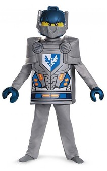 Clay Deluxe Nexo Knights Lego Child Costume