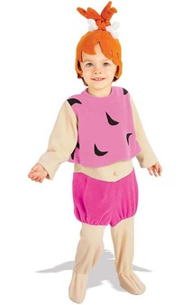 Pebbles Flinstones Toddler Costume
