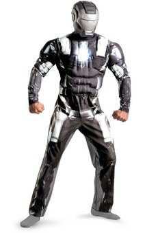 Iron Man War Machine Adults Costume