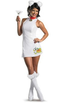 Brian Family Guy Sexy Dog Adult Costume
