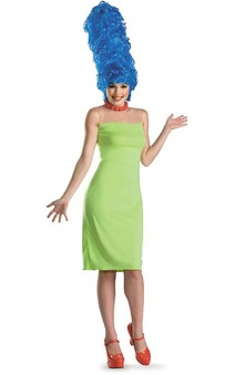 Marge Simpson Adult Costume