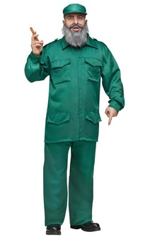 Fidel Adult Costume