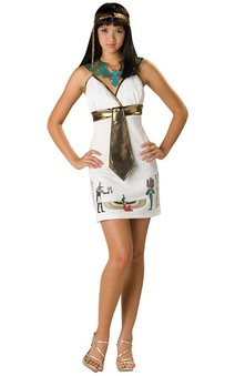 Cleopatra Queen Of The Nile Teen Costume