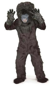 Gorilla Child Ape Costume