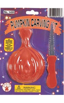 Pumpkin Halloween Carving Kit