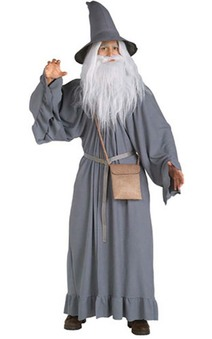 Deluxe Gandalf Lord Of The Rings Adult Costume