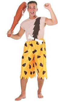 Bamm-bamm Adult The Flintstones Costume