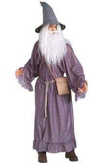 Gandalf Adult Lord Of The Rings Costume