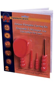 Delxue Halloween Pumpkin Carving Kit
