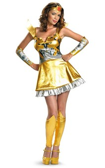 Bumblebee Transformers Adult Costume