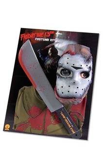 Jason Voorhees Kit Adult Costume