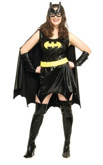 Batman Sexy Batgirl Adult Plus Costume