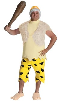Bamm Bamm Flintstones Adult Plus Size Costume