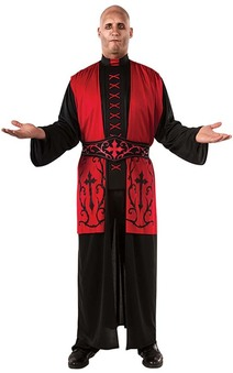 Phantom Mime Devil Adult Plus Costume