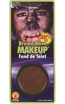 Brown Base Grease Make Up