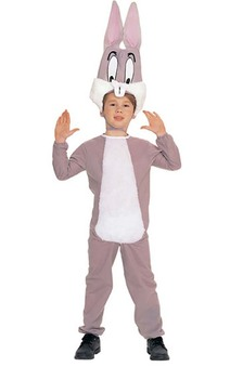 Bugs Bunny Child Toddler Looney Tunes Costume