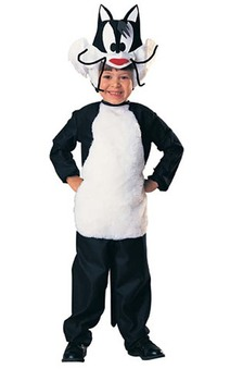 Sylvester Child Toddler Looney Tunes Costume