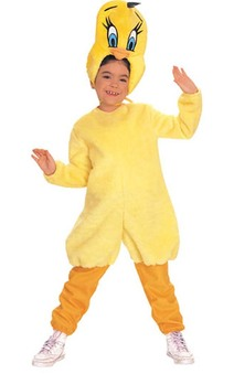 Tweety Bird Child Toddler Looney Tunes Costume