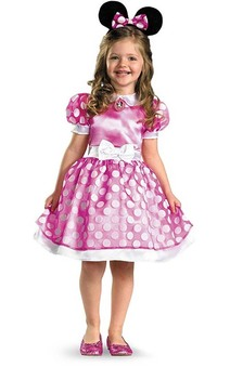 Minnie Mouse Child Toddler Costume