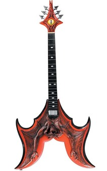 Demon Blade Bass Guitar