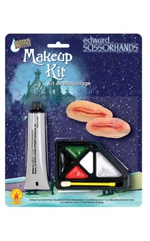 Edward Scissorhands Make Up Kit