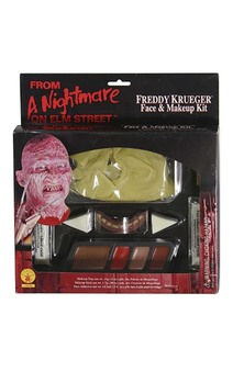 Freddy Krueger Make Up