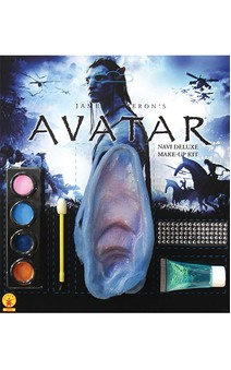 Nav'i Avatar Deluxe Makeup Kit