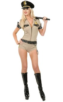 Reno Sheriff Police Office Adult Costume