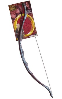 Legolas Lord Of The Rings Bow & Arrow Set