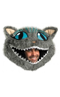 Cheshire Cat Adult Headpiece Mask