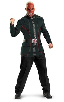 Red Skull Deluxe Adult Costume