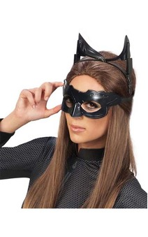 Catwoman Deluxe Goggles & Ears