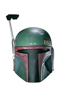 Boba Fett Deluxe Adult Star Wars Mask
