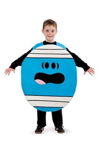Mr Bump Child Costume